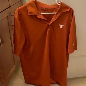 University of Texas Golf Polo large